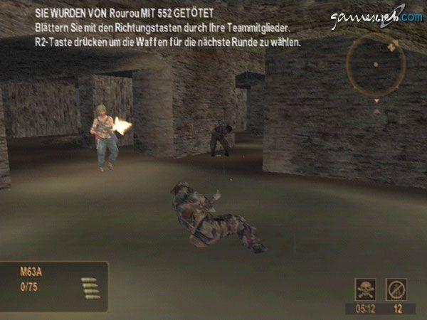 SOCOM: U.S. Navy Seals - Screenshots - Bild 19