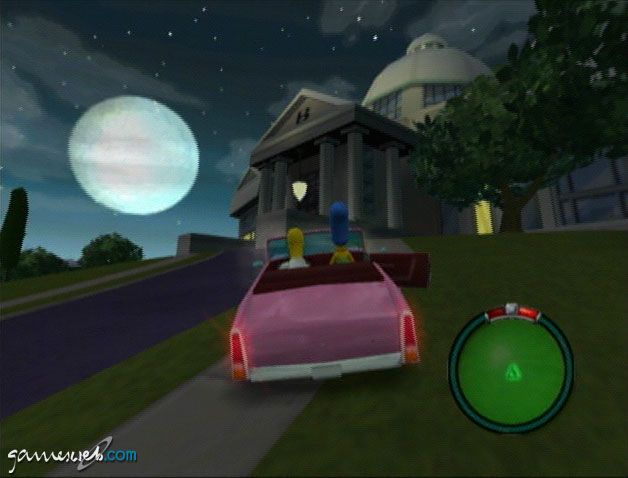 Simpsons: Hit & Run  Archiv - Screenshots - Bild 12