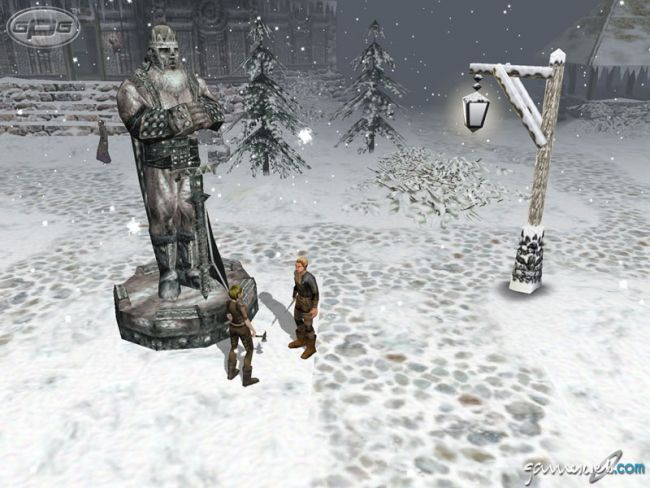 Dungeon Siege: Legends of Aranna  Archiv - Screenshots - Bild 4