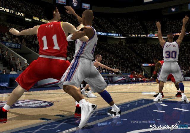 NBA Live 2004  Archiv - Screenshots - Bild 6