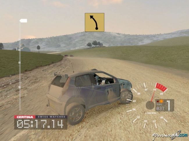 Colin McRae Rally 3 - Screenshots - Bild 19