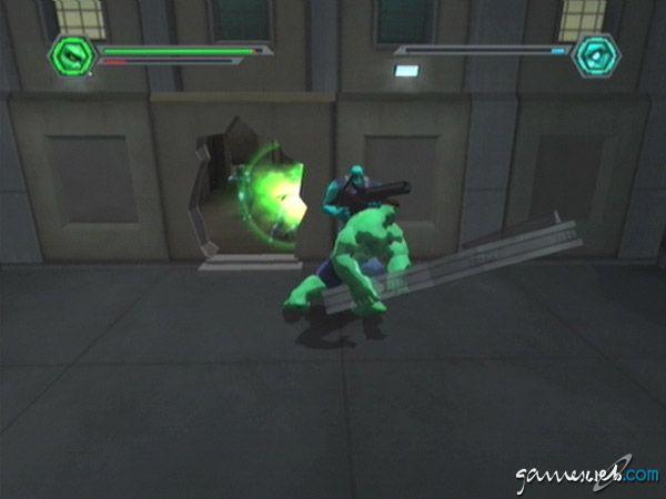The Hulk - Screenshots - Bild 13