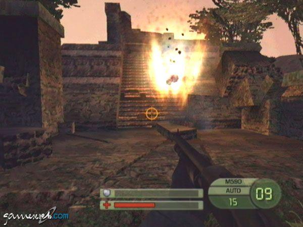 Soldier of Fortune 2: Double Helix - Screenshots - Bild 19