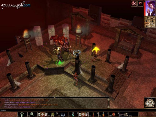 Neverwinter Nights: Der Schatten von Undernzit - Screenshots - Bild 19