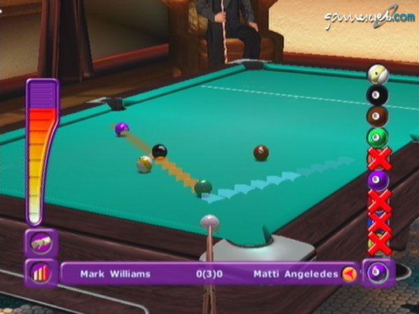 World Championship Snooker 2003 - Screenshots - Bild 19