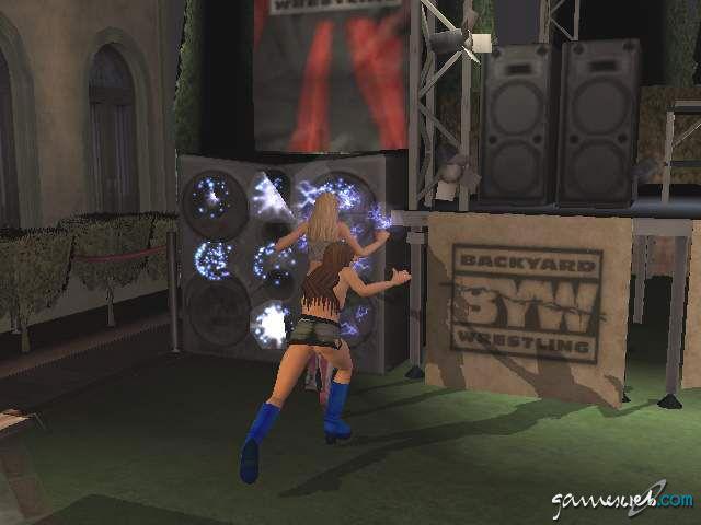 Backyard Wrestling  Archiv - Screenshots - Bild 8