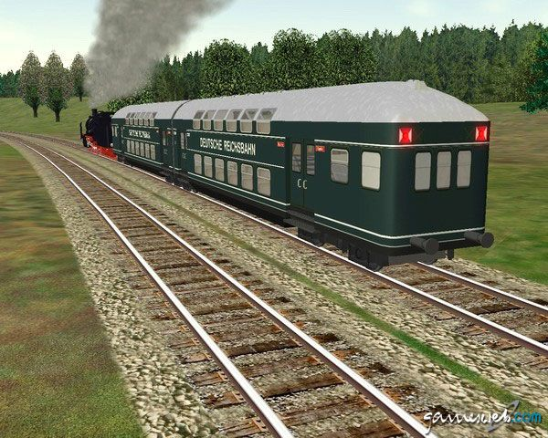 German Railroads Vol. 3: Dampf im Werratal  Archiv - Screenshots - Bild 4
