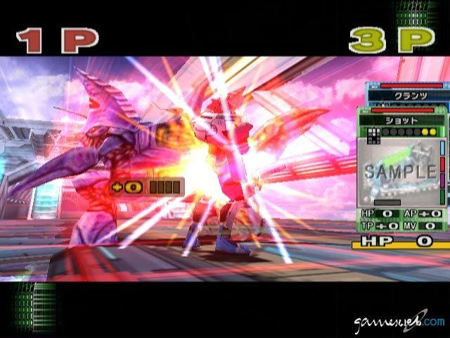 Phantasy Star Online Episode 3: C.A.R.D. Revolution  Archiv - Screenshots - Bild 27