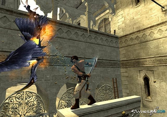 Prince of Persia: The Sands of Time - Screenshots - Bild 11