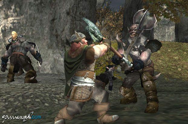 Lord of the Rings: The Treason of Isengard  Archiv - Screenshots - Bild 13