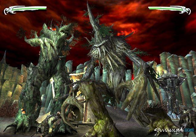 Lord of the Rings: The Treason of Isengard  Archiv - Screenshots - Bild 24