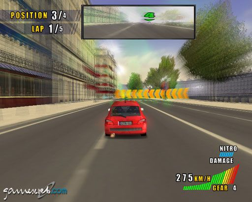London Racer World Challenge  Archiv - Screenshots - Bild 16