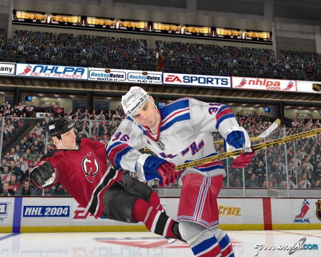 NHL 2004  Archiv - Screenshots - Bild 4