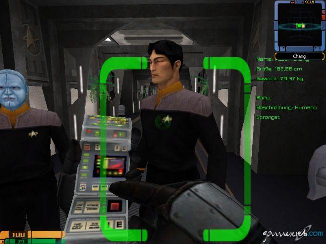 Star Trek: Elite Force 2 - Screenshots - Bild 19