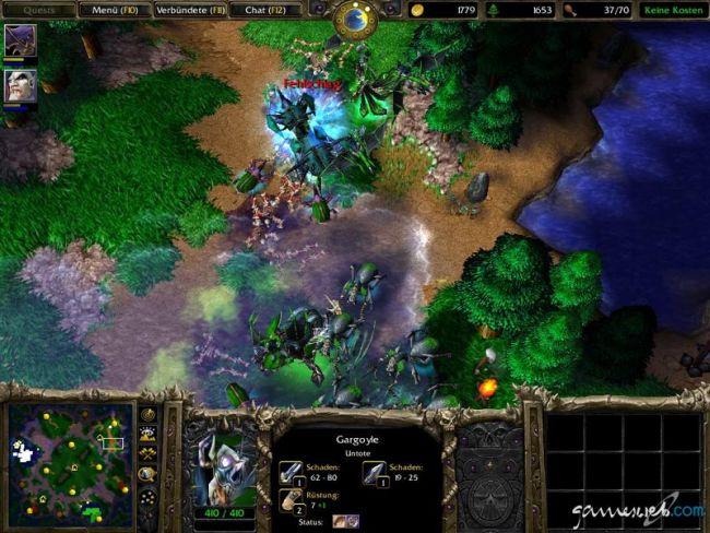 Warcraft 3 - Screenshots - Bild 23