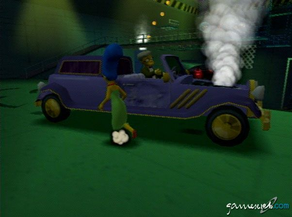 Simpsons: Hit & Run  Archiv - Screenshots - Bild 7