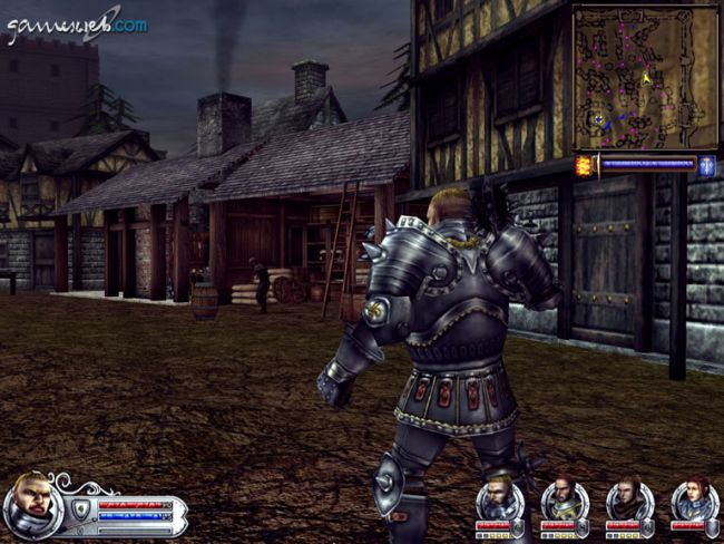 Wars & Warriors: Jeanne d'Arc  Archiv - Screenshots - Bild 31