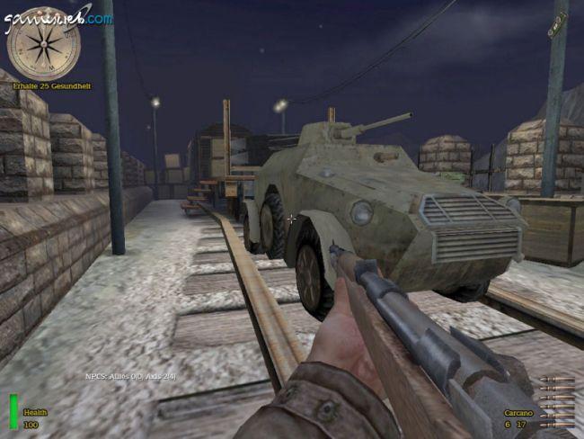 Medal of Honor: Allied Assault - Breakthrough - Screenshots - Bild 39778