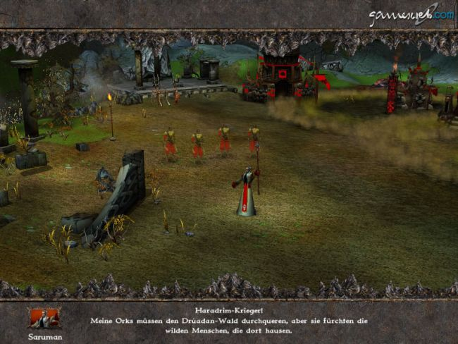 Lord of the Rings: War of the Ring - Screenshots - Bild 7