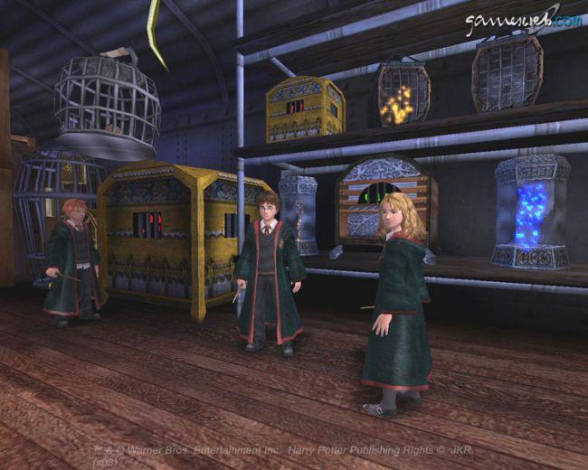 Harry Potter und der Gefangene von Askaban  Archiv - Screenshots - Bild 18