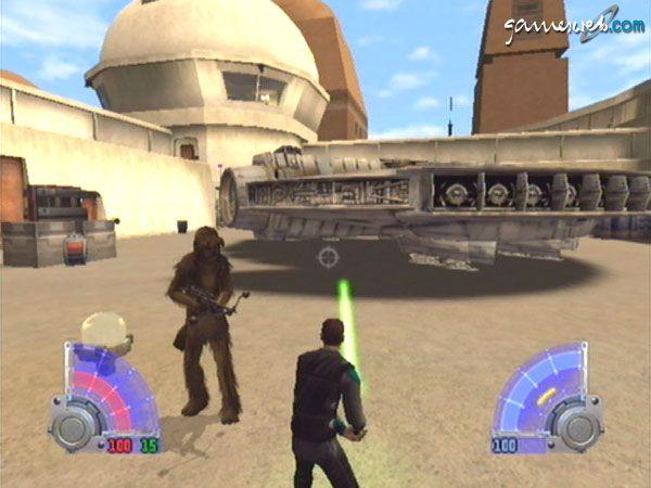Star Wars Jedi Knight: Jedi Academy - Screenshots - Bild 10