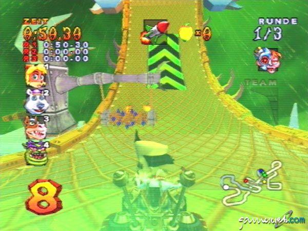 Crash Nitro Kart - Screenshots - Bild 7