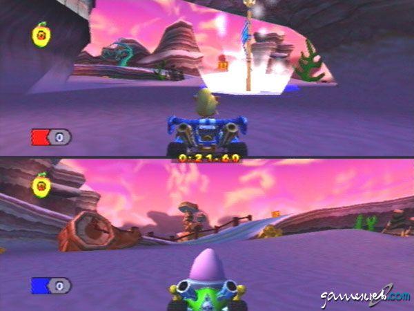 Crash Nitro Kart - Screenshots - Bild 10