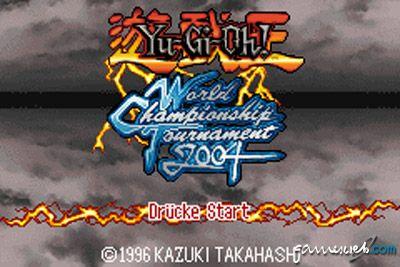 Yu-Gi-Oh! World Championship Tournament 2004  Archiv - Screenshots - Bild 6