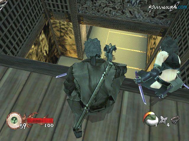 Tenchu: Return from Darkness  Archiv - Screenshots - Bild 18