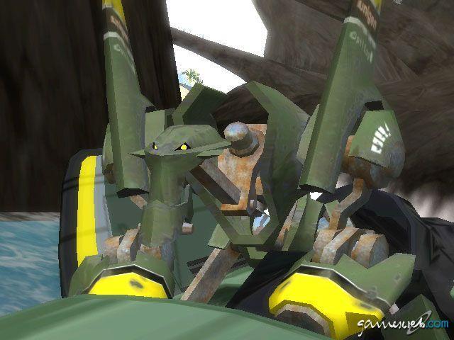 Powerdrome  Archiv - Screenshots - Bild 7