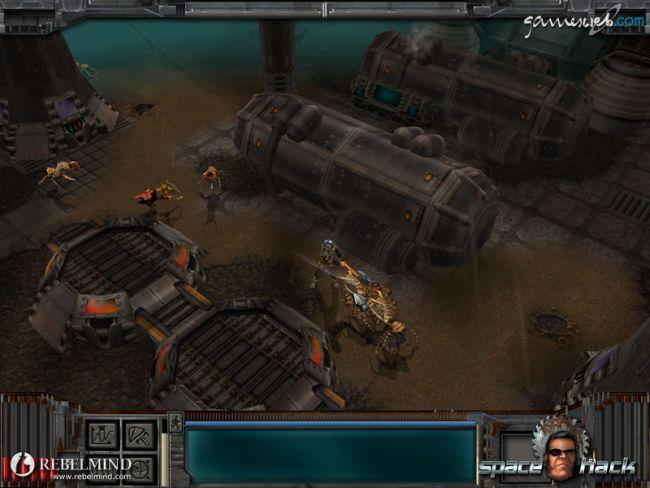 Space Hack  Archiv - Screenshots - Bild 9