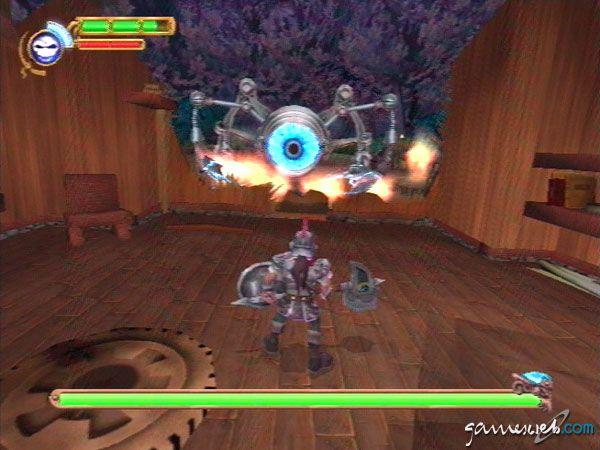 Maximo vs. Army of Zin - Screenshots - Bild 11