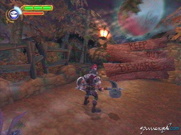 Maximo vs. Army of Zin - Screenshots - Bild 10