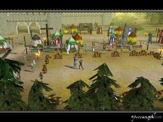 Castle Strike - Screenshots - Bild 6