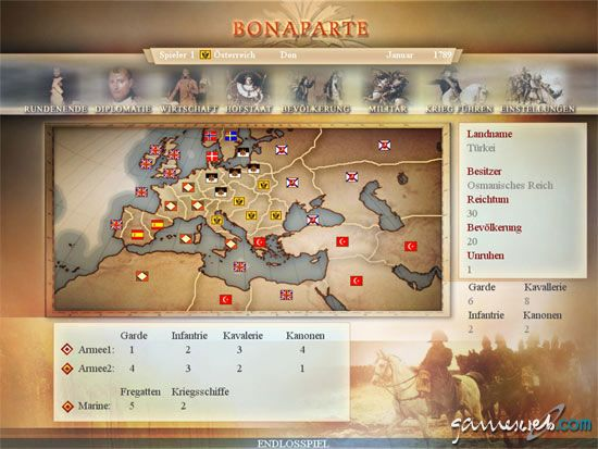 Bonaparte  Archiv - Screenshots - Bild 3
