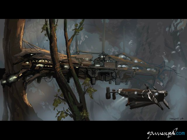 Star Wars: Republic Commando  Archiv - Artworks - Bild 9