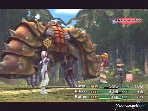 Final Fantasy X-2 - Screenshots - Bild 14
