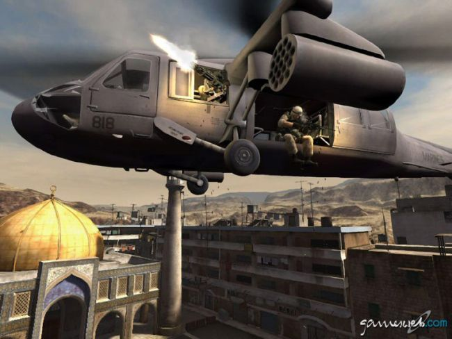 Battlefield 2  Archiv - Screenshots - Bild 27