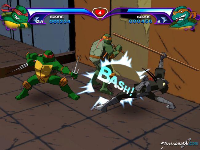 TMNT - Teenage Mutant Ninja Turtles - Screenshots - Bild 6