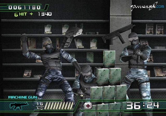 Crisis Zone  Archiv - Screenshots - Bild 23