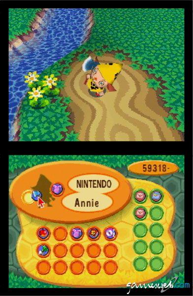 Animal Crossing DS  Archiv - Screenshots - Bild 9