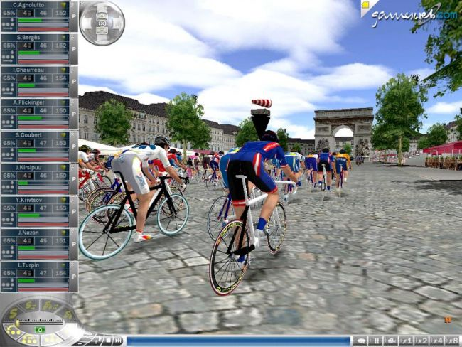 Radsport Manager 2004-2005  Archiv - Screenshots - Bild 5