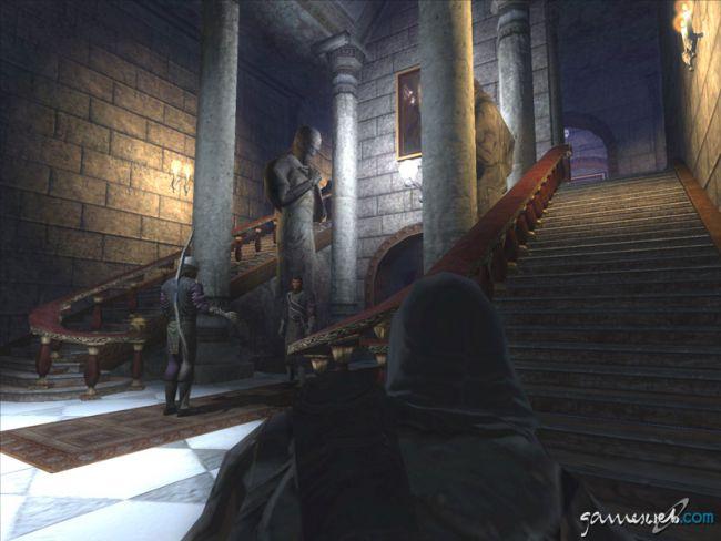 Thief: Deadly Shadows  Archiv - Screenshots - Bild 5