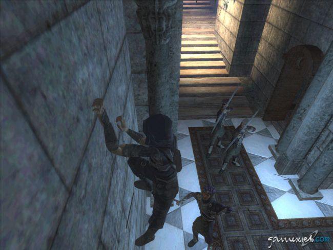 Thief: Deadly Shadows  Archiv - Screenshots - Bild 14