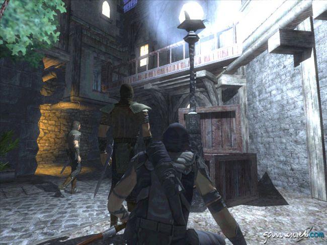 Thief: Deadly Shadows  Archiv - Screenshots - Bild 4