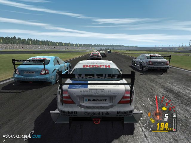 DTM Race Driver 2 - Screenshots - Bild 13