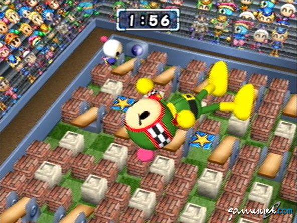Bomberman Hardball  Archiv - Screenshots - Bild 24