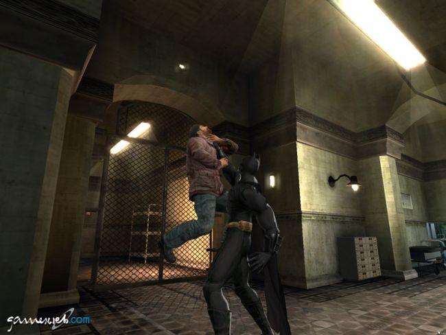 Batman Begins  Archiv - Screenshots - Bild 28
