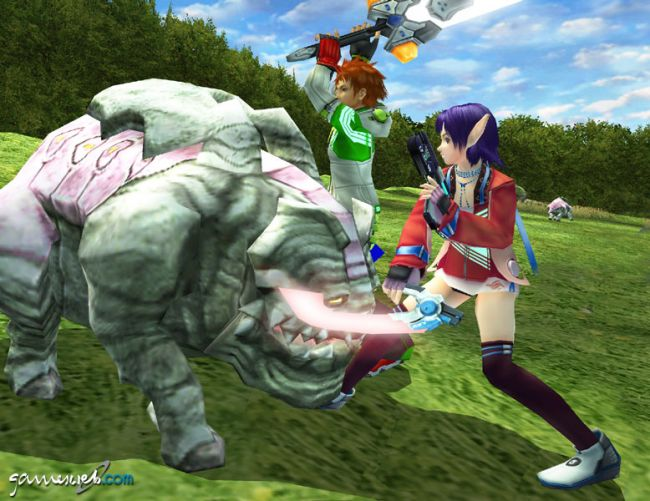 Phantasy Star Universe  Archiv - Screenshots - Bild 41