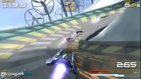 WipEout Pure (PSP)  Archiv - Screenshots - Bild 7